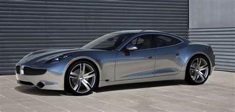 Luxury Electric Car
