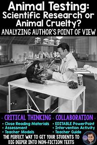 Analyzing Author U0026 39 S Point Of View In A Non