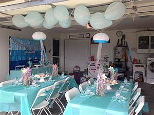 Mermaid Birthday Party – A to Zebra Celebrations
