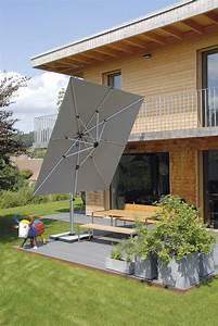 Sonnenschirme Gastronomie 5x5m : sonnenschirm shademaker ampelschirm sirius 300x300cm windsicher vom sonnenschirm fachh ndler ~ Yasmunasinghe.com Haus und Dekorationen