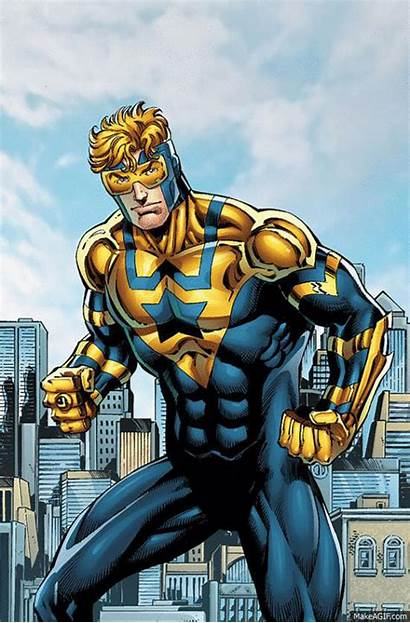 Booster Gold Tells Awful Futures Raises Questions