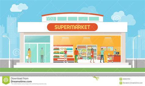 Grocery Store Clipart Supermarket Clipart Clipart Panda Free Clipart Images