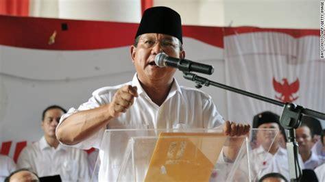 jokowi declares victory  official vote count underway