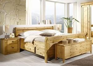Schlafzimmer Kiefer Massiv Cora Landhaus