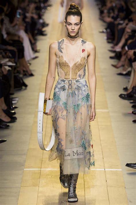spring summer fashion   top  runway