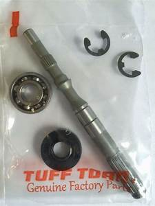 New Genuine Oem K46 Tuff Torq Transmission Pump Shaft