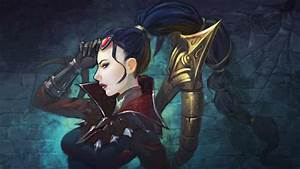 Vayne by louten on DeviantArt