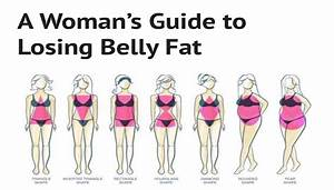 A Woman U2019s Guide To Losing Belly Fat