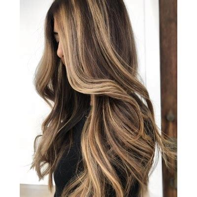 bronde hair color ideas   flattering