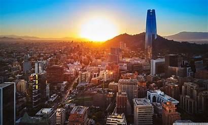 Santiago Condes Chile Las Ultrawide