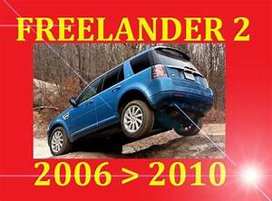 Land Rover Freelander 2 Ii Workshop Service Repair - Guides And Manuals