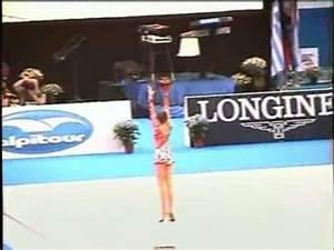 Amazing Gymnast Performance with a Ball! - YouTube