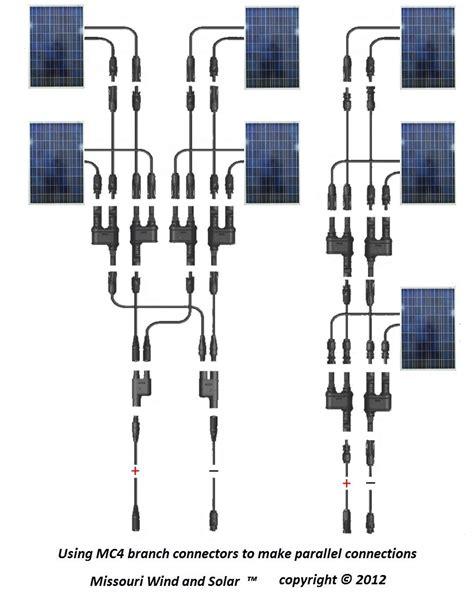 solar panel wiring diagram diagram stream