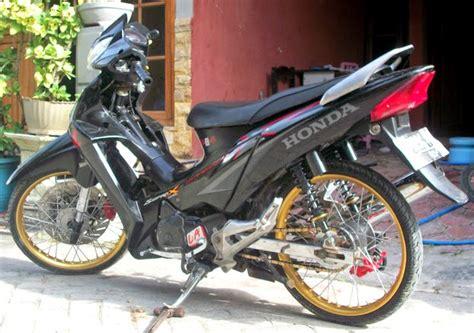Modifikasi Honda Supra by Foto Modifikasi Honda Supra X 125 Terbaru