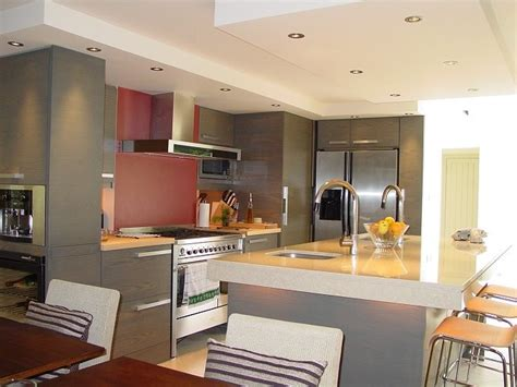 Clean Kitchen From All Croft House