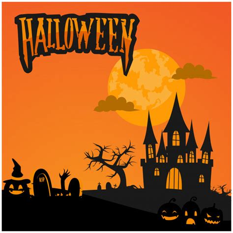 You can mix and match your own paper colors and patterns to create halloween decor with your own. Halloween banner background template | Premium Vector
