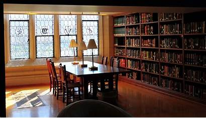 Library Study College Vassar Background Area Commons