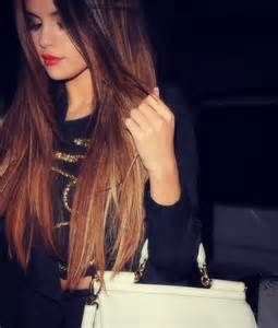 Selena Gomez Hair Color