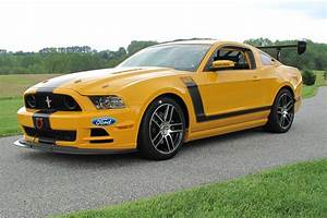 2013 FORD MUSTANG BOSS 302 FASTBACK - 154185