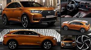 DS 7 Crossback (2018) - pictures, information & specs