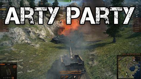 world  tanks arty party youtube