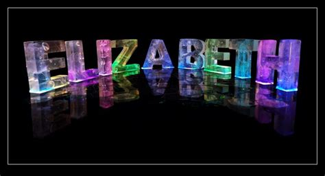 My Name Animation Wallpaper - the name beth images the name elizabeth in 3d coloured