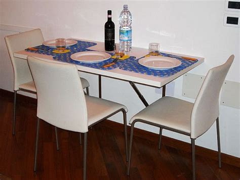 Fold Down Kitchen Table Wall Mounted Drop Leaf Table1
