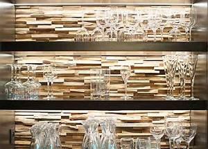 Wanddesign Aus Holz Rume Gestalten Mit Holz Von AdiK