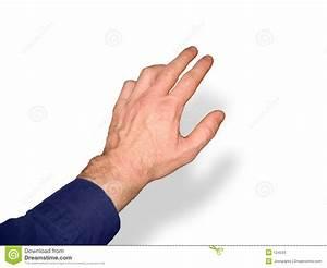 Man Hand Reaching 1160 1 stock image. Image of ...