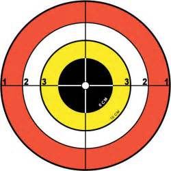 Printable Shooting Target Template