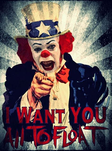 Uncle Sam Meme - penny wise as uncle sam weird things pinterest horror movie and stephen king movies