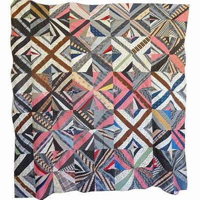 Quilt String Pieced Quilts Cow
