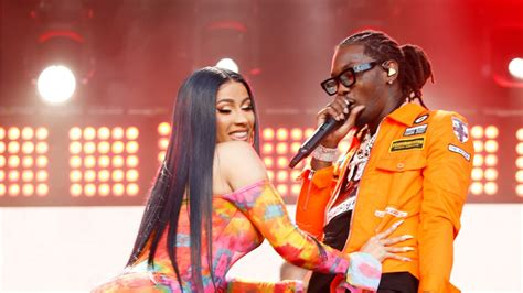 Cardi B Opens Up About Forgiving Offset For Cheating