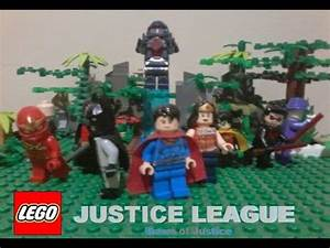 LEGO Justice League: Episode 3 - Reclaiming the Watchtower ...