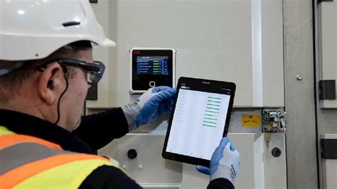 abb unveils  asset health solution optimizing switchgear