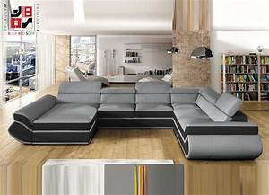 Universe xl luxury u shape sofa bed for extra ordinary for U shaped sectional sofa bed