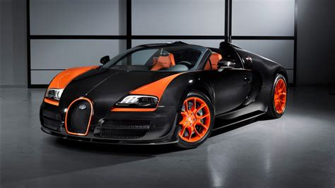Lamborghini Bugatti Veyron Super Sport