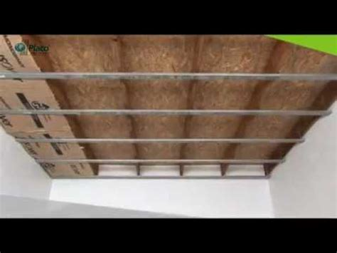 pose plaque placo plafond pose placo faire un faux plafond avec placo baticotravaux