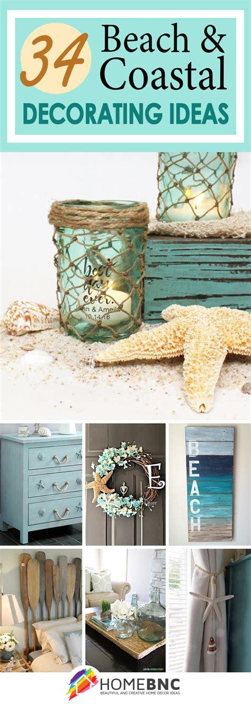 beach  coastal decorating ideas  designs