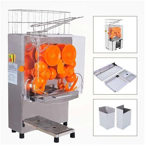 juicer commercial electric orange squeezer lemon restaurant machine juice maker fruit press cafe