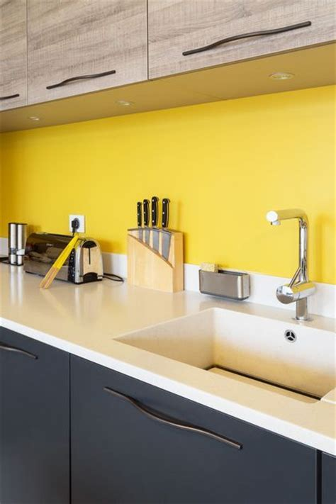 la cuisine 17 17 meilleures idées à propos de murs de la cuisine jaune