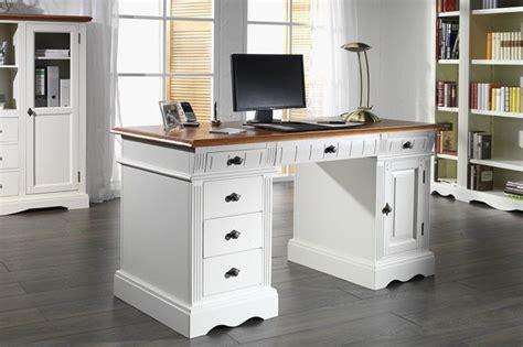 Schreibtisch Pinie Massiv by Schreibtisch Gotland Pinie Massiv Holz Computertisch