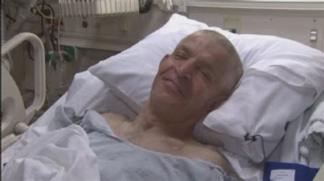 walmart christmas trees small mattress mack released from hospital after heart surgery