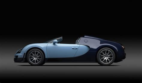 Bugatti Veyron Wimille Edition Makes Public Debut At
