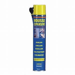 Mousse Polyuréthane Prix : mousse polyur thane bombe manuelle 750 ml ayrton ~ Edinachiropracticcenter.com Idées de Décoration