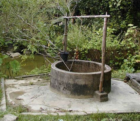 Village Well – Essay