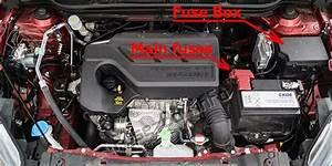 Fuse Box Diagram Suzuki Sx4    S