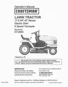 60 Beautiful Wiring Diagram Craftsman Lawn Tractor Images