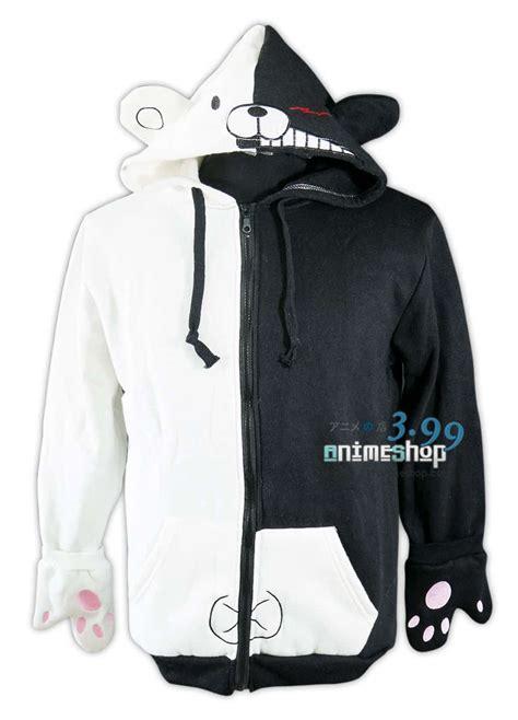 Jaket Hoodie Sony By Merch monokuma monobear hoodie for sale