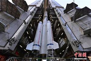 China successfully tests power system of Long March 5 ...